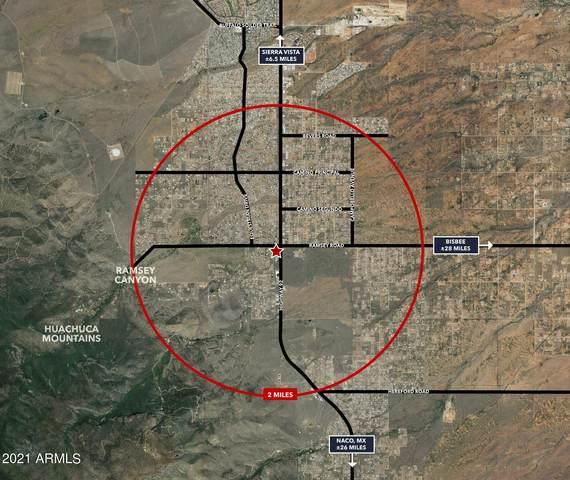 0 E Ramsey Road, Hereford, AZ 85615 (MLS #6293272) :: Yost Realty Group at RE/MAX Casa Grande