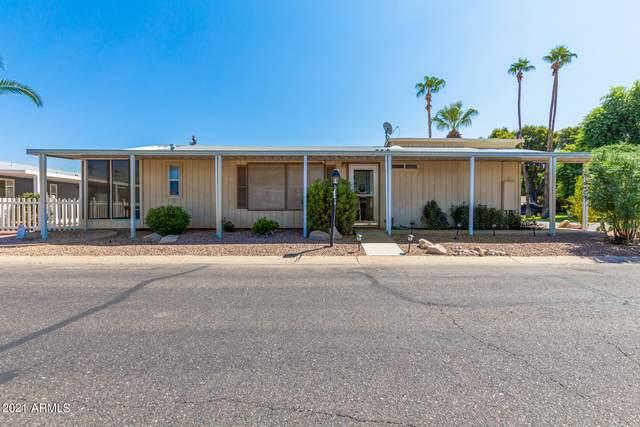 11411 N 91ST Avenue #77, Peoria, AZ 85345 (MLS #6293274) :: Yost Realty Group at RE/MAX Casa Grande
