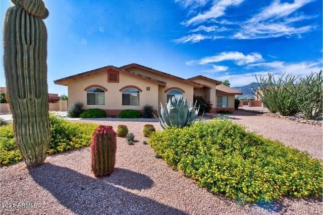 5366 E Desert Spoon Drive, Sierra Vista, AZ 85650 (MLS #6293282) :: Elite Home Advisors