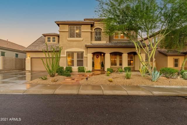 27155 N 83RD Drive, Peoria, AZ 85383 (MLS #6293296) :: Maison DeBlanc Real Estate