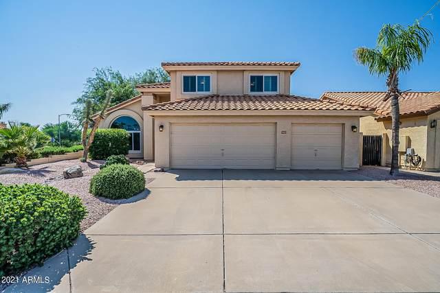 9437 E Dreyfus Place, Scottsdale, AZ 85260 (MLS #6293300) :: ASAP Realty