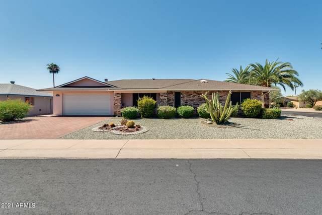 13451 W Castle Rock Drive, Sun City West, AZ 85375 (MLS #6293307) :: Klaus Team Real Estate Solutions