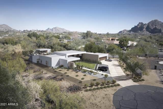 3545 E Nita Road, Paradise Valley, AZ 85253 (MLS #6293319) :: Keller Williams Realty Phoenix