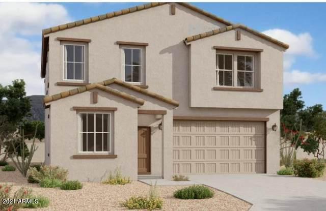 35963 W San Clemente Avenue, Maricopa, AZ 85138 (MLS #6293326) :: Service First Realty