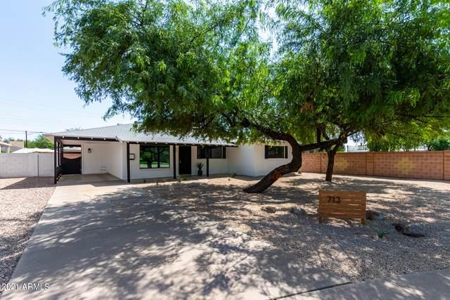 713 S Darrow Drive, Tempe, AZ 85281 (MLS #6293330) :: Hurtado Homes Group