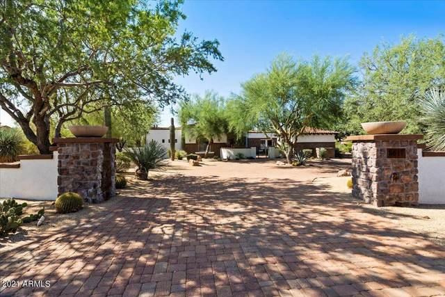 8617 E Los Gatos Drive, Scottsdale, AZ 85255 (MLS #6293348) :: Arizona 1 Real Estate Team