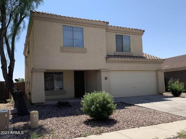 2153 W Wilson Avenue, Coolidge, AZ 85128 (MLS #6293372) :: Devor Real Estate Associates
