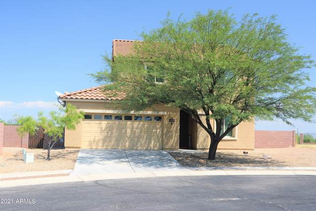 2115 W Totems Street, Benson, AZ 85602 (MLS #6293373) :: Elite Home Advisors