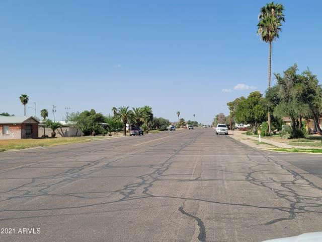 400 N Santa Cruz Lot 6 Avenue, Eloy, AZ 85131 (MLS #6293386) :: Yost Realty Group at RE/MAX Casa Grande