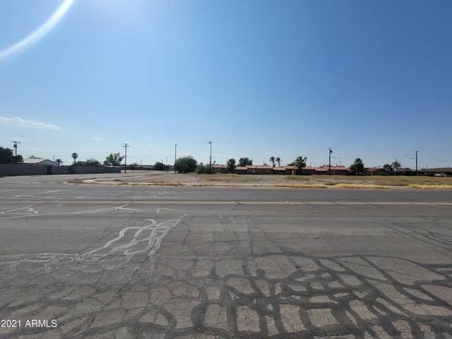 400 N Santa Cruz Lot 8 Avenue, Eloy, AZ 85131 (MLS #6293394) :: Yost Realty Group at RE/MAX Casa Grande