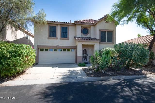 7500 E Deer Valley Road #119, Scottsdale, AZ 85255 (MLS #6293395) :: Devor Real Estate Associates