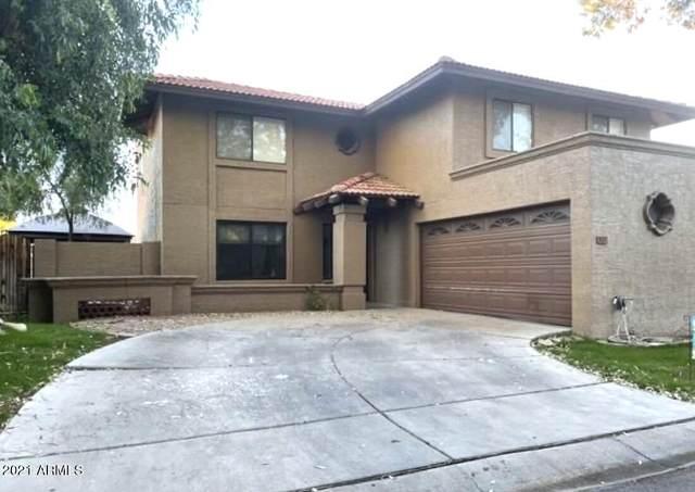 241 E Tremaine Avenue, Gilbert, AZ 85234 (MLS #6293398) :: My Home Group