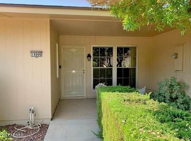 19006 N 134th Drive, Sun City West, AZ 85375 (MLS #6293403) :: The Dobbins Team