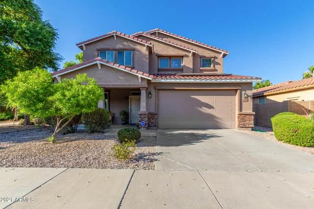 17394 W Madison Street, Goodyear, AZ 85338 (MLS #6293411) :: Elite Home Advisors
