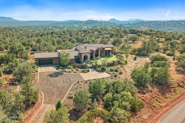 115 Camino Del Caballo, Sedona, AZ 86336 (MLS #6293426) :: Elite Home Advisors