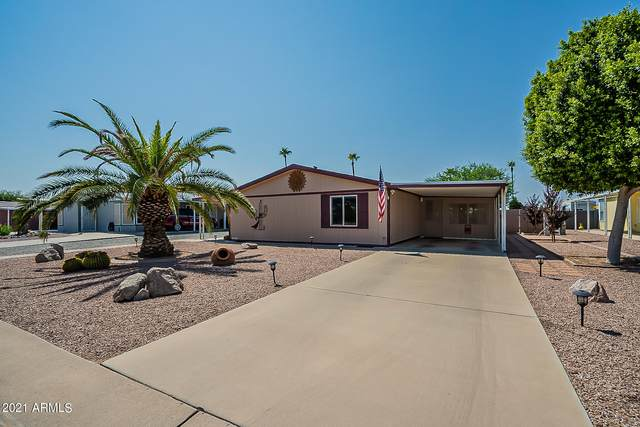 358 N Pinal Drive, Apache Junction, AZ 85120 (MLS #6293434) :: The Everest Team at eXp Realty