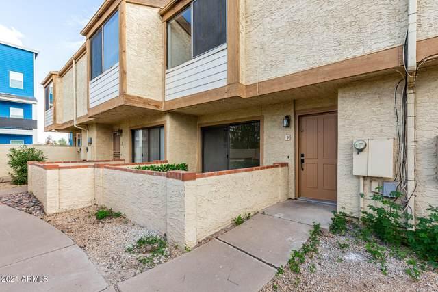 3411 N 12TH Place #9, Phoenix, AZ 85014 (MLS #6293441) :: Executive Realty Advisors
