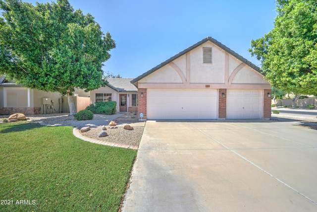 1364 S Silverado Street, Gilbert, AZ 85296 (MLS #6293444) :: TIBBS Realty