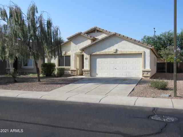 22574 W Yavapai Street, Buckeye, AZ 85326 (MLS #6293464) :: Yost Realty Group at RE/MAX Casa Grande