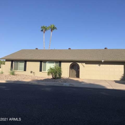 2405 S Standage, Mesa, AZ 85202 (MLS #6293476) :: The Laughton Team