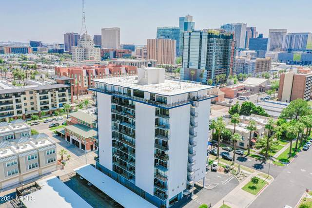 805 N 4TH Avenue #501, Phoenix, AZ 85003 (MLS #6293478) :: Midland Real Estate Alliance