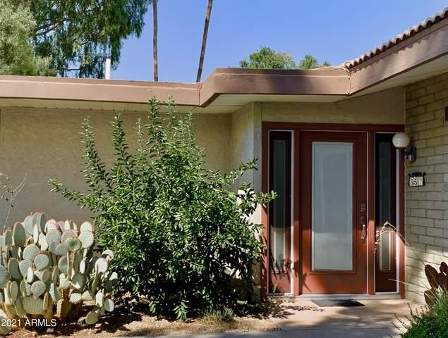 4800 N 68TH Street #357, Scottsdale, AZ 85251 (MLS #6293487) :: Executive Realty Advisors