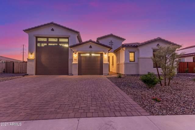 3136 S 184TH Lane, Goodyear, AZ 85338 (MLS #6293489) :: ASAP Realty