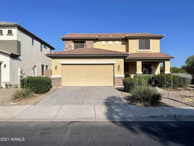 4181 S 249TH Drive, Buckeye, AZ 85326 (MLS #6293491) :: ASAP Realty