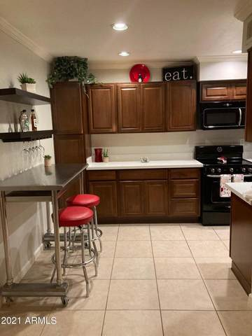 3313 N 68TH Street #243, Scottsdale, AZ 85251 (MLS #6293503) :: Conway Real Estate