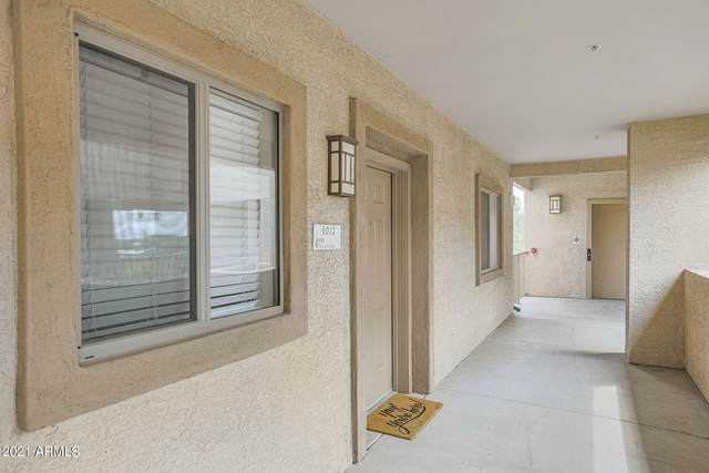 920 E Devonshire Avenue #4012, Phoenix, AZ 85014 (MLS #6293505) :: Executive Realty Advisors