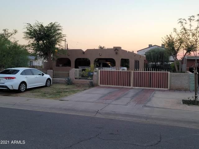 910 S Montezuma Avenue, Phoenix, AZ 85003 (MLS #6293514) :: Hurtado Homes Group