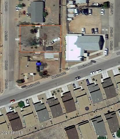203 4TH Street, Sierra Vista, AZ 85635 (MLS #6293520) :: Service First Realty