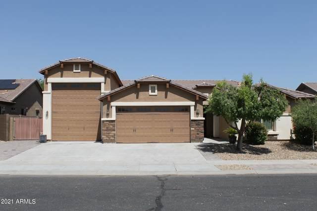 16014 W Jenan Drive, Surprise, AZ 85379 (MLS #6293539) :: Elite Home Advisors