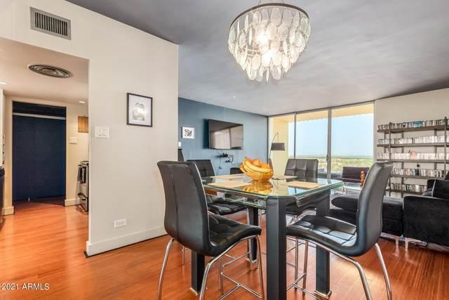 207 W Clarendon Avenue D16, Phoenix, AZ 85013 (MLS #6293560) :: NextView Home Professionals, Brokered by eXp Realty