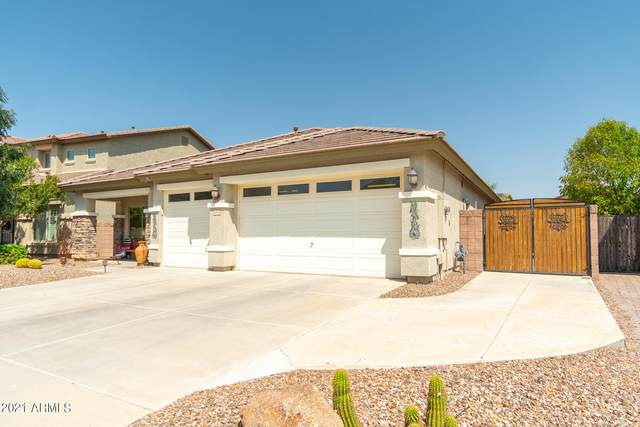 44542 W Redrock Road W, Maricopa, AZ 85139 (MLS #6293566) :: Executive Realty Advisors
