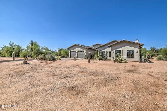 6330 E Rancho Del Oro Drive, Cave Creek, AZ 85331 (MLS #6293569) :: Yost Realty Group at RE/MAX Casa Grande