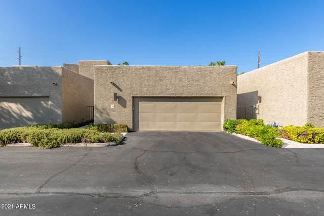 7209 E Mcdonald Drive #54, Scottsdale, AZ 85250 (MLS #6293573) :: Hurtado Homes Group