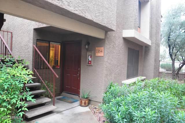 5122 E Shea Boulevard #1164, Scottsdale, AZ 85254 (MLS #6293583) :: Executive Realty Advisors