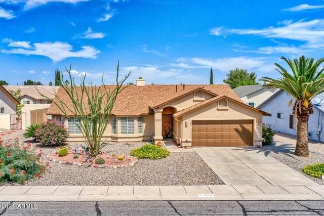 2629 Golden Eagle Drive, Sierra Vista, AZ 85650 (MLS #6293616) :: Klaus Team Real Estate Solutions