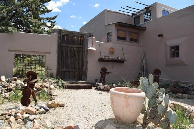 22627 S Corner Way, Yarnell, AZ 85362 (MLS #6293621) :: Yost Realty Group at RE/MAX Casa Grande