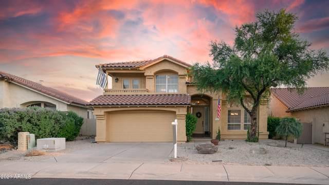 4417 E Rancho Caliente Drive, Cave Creek, AZ 85331 (MLS #6293636) :: Keller Williams Realty Phoenix