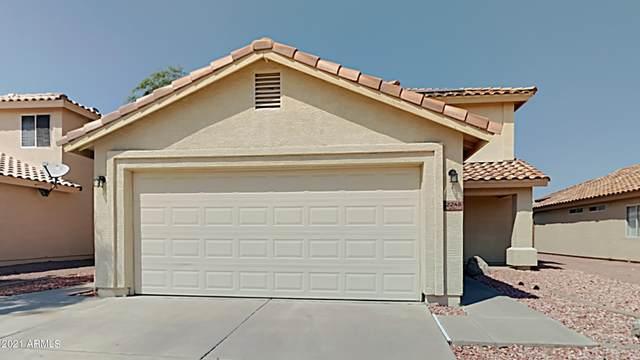 12248 W Columbine Drive, El Mirage, AZ 85335 (MLS #6293639) :: Elite Home Advisors