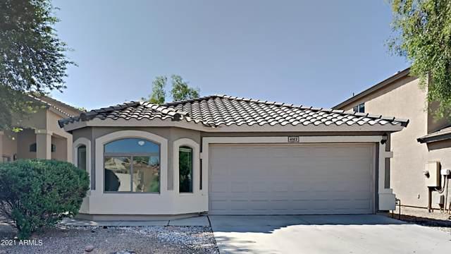 4163 E Aragonite Lane, San Tan Valley, AZ 85143 (MLS #6293644) :: The Dobbins Team