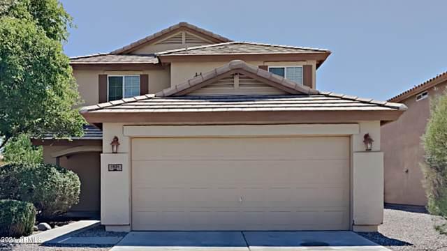 1521 W Central Avenue, Coolidge, AZ 85128 (MLS #6293653) :: Elite Home Advisors