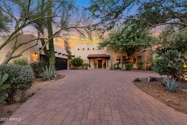 5402 E Rancho Manana Boulevard, Cave Creek, AZ 85331 (MLS #6293663) :: Klaus Team Real Estate Solutions