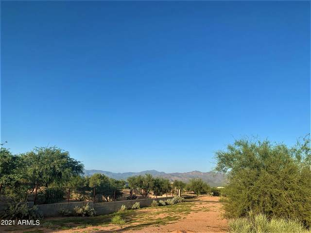 0 N 157th Street, Scottsdale, AZ 85262 (MLS #6293672) :: My Home Group