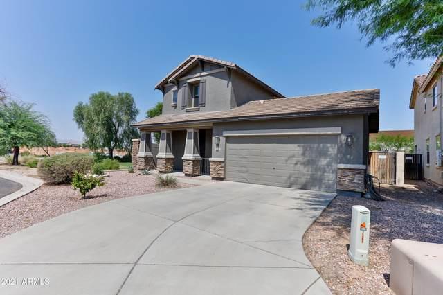 15482 W Laurel Lane, Surprise, AZ 85379 (MLS #6293674) :: Klaus Team Real Estate Solutions