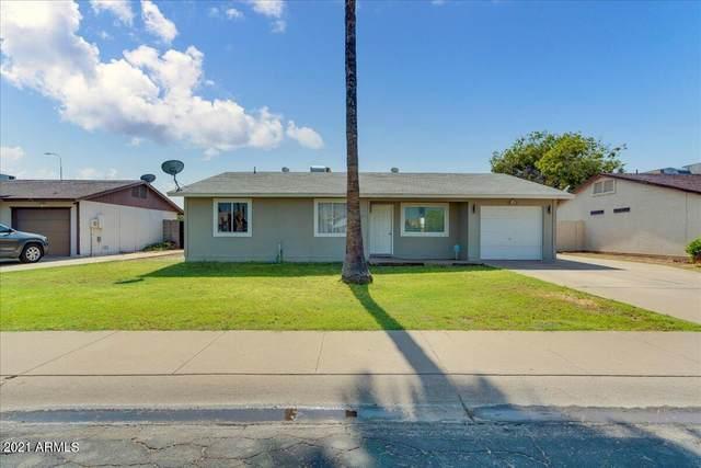1109 W Tulane Drive, Tempe, AZ 85283 (MLS #6293693) :: Yost Realty Group at RE/MAX Casa Grande