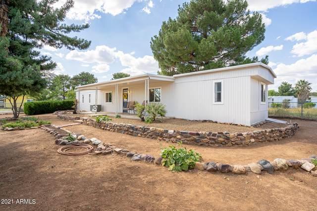 17490 E Trails End Road, Mayer, AZ 86333 (MLS #6293703) :: Hurtado Homes Group
