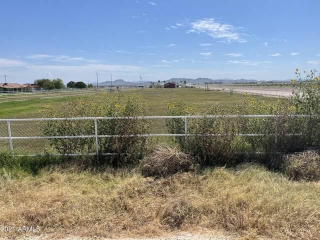 5205 S 231st Avenue, Buckeye, AZ 85326 (MLS #6293707) :: ASAP Realty